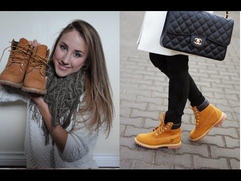 Style Trend – Timberland Boots – Women's Premium 6′ Workboot
