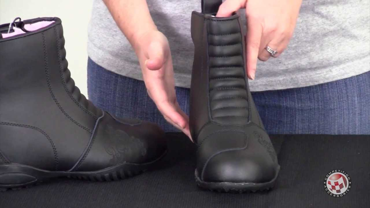 Joe Rocket Trixie Womens Boots Review at Competition Accessories
