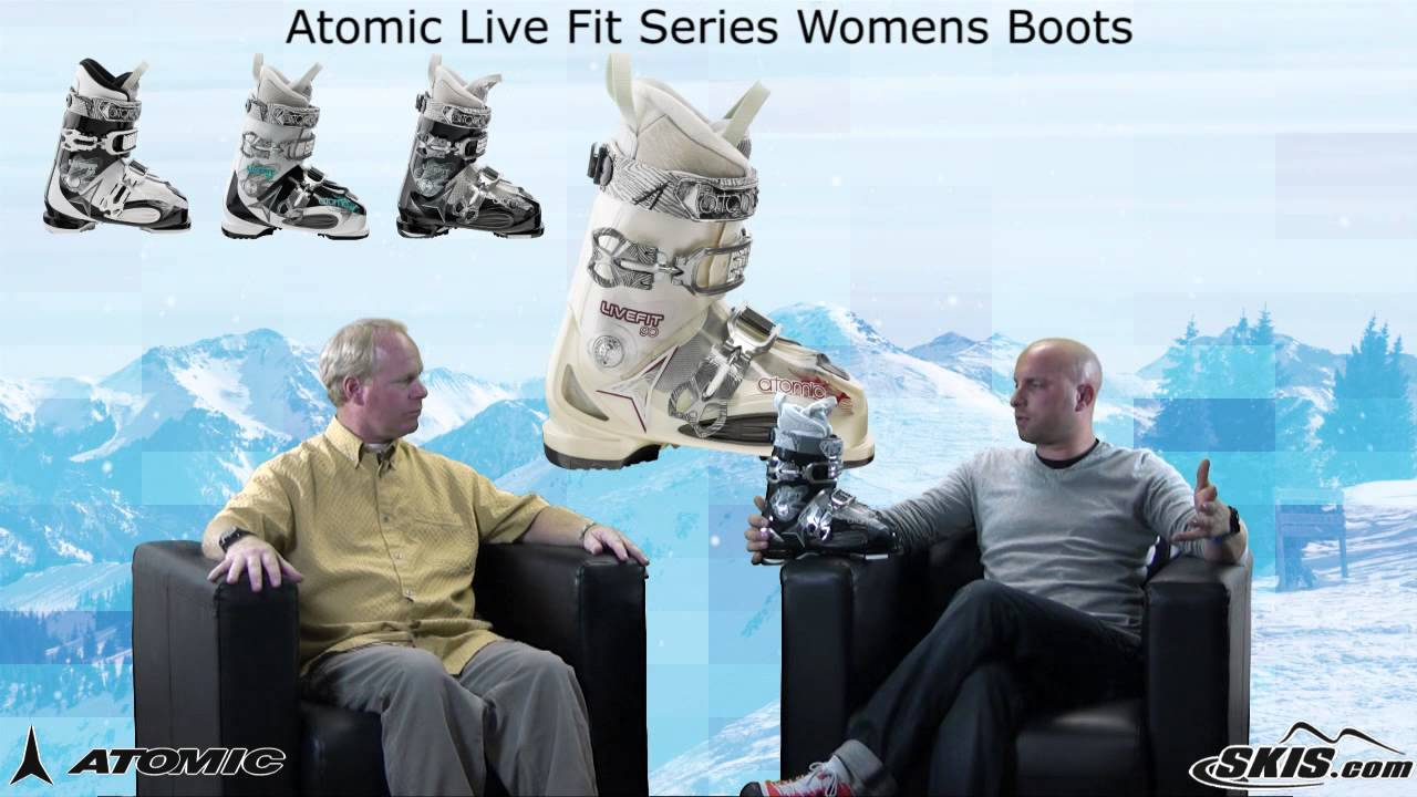 2013 Atomic Medusa Series Womens Boots Review By Skis Com