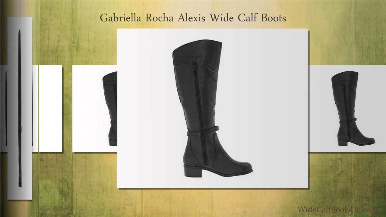 Wide Calf Boots For Plus Size Girls Pretty In Boots