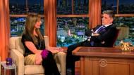 In Thigh Boots, Allison Janney Delights Craig Ferguson