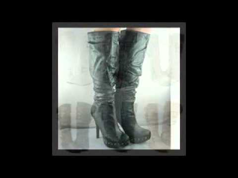 Women's NEW Slouchy Over The Knee High Boots by ROOM OF FASHION