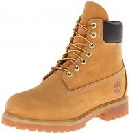Timberland Men's 10061 6″ Premium Boot,Wheat,9.5 M