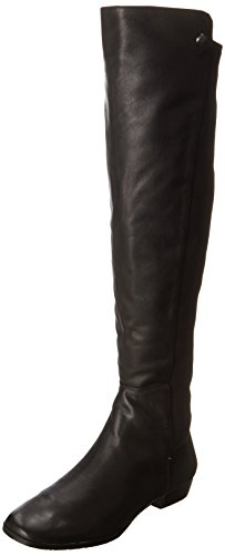 Vince Camuto Women's Karita Riding Boot, Black, 6.5 M US