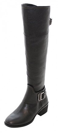 VINCE CAMUTO Women's Basira Boot (Black 7.0 M)
