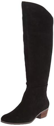 Original Collection by Dr. Scholl's Women's Melrose Engineer Boot,Black,7 M US