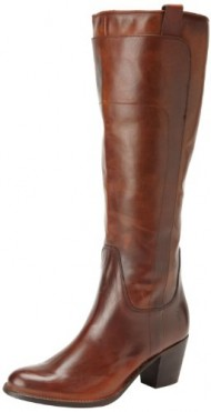 FRYE Women's Jackie Tall Riding Boot, Redwood, 9.5 M US