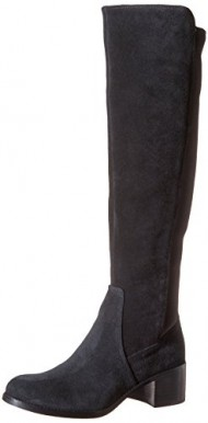 Vince Camuto Women's Frances Riding Boot,Black,8.5 M US