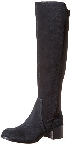 Vince Camuto Women's Frances Riding Boot,Black,8.5 M US