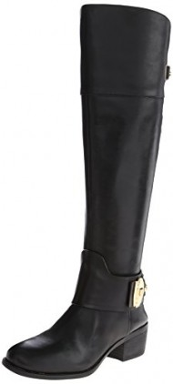Vince Camuto Women's Beatrix Harness Boot,Black,7.5 M US
