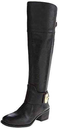Vince Camuto Women's Beatrix Harness Boot,Black,7.5 M US