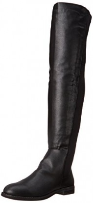 Penny Loves Kenny Women's Over-the-Knee Boot,Black,6.5 M US