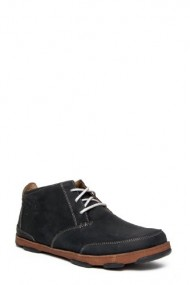 OluKai Kamuela Casual Boot – Men's Nero/Toffee 13