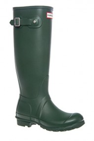 Hunter Women's Original Tall Hunter Green Boot 8 M …