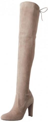 Stuart Weitzman Women's Highland Over-the-Knee Boot,Topo,8 M US