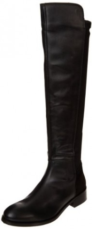 Luichiny Women's Trend Lee Boot,Black,10 M US
