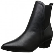 Report Signature Women's Iggby Chelsea Boot, Black, 9 M US