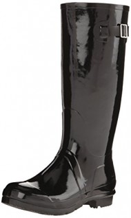 Nomad Women's Hurricane Ii Rain Boot, Black, 7 M US
