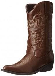 Madden Girl Women's Sanguine Boot,Brown Paris,10 M US