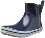 Kamik Women's Sharon Low Rain Boot, Navy, 9 M US