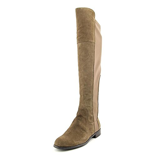 Franco sarto women 39 s l motor motorcycle boot olive 10 m for Franco sarto motor over the knee boots