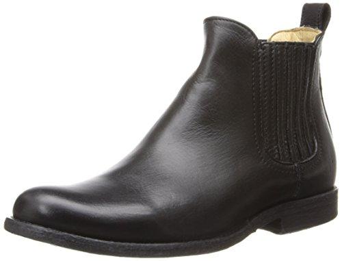 FRYE Women's Phillip Chelsea Boot, Black, 8.5 M US