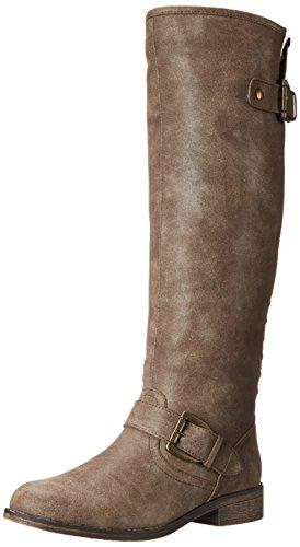 Madden Girl Women S Cactuss Boots: Madden Girl Women's Cactuss Boot,Brown Paris,7 M US