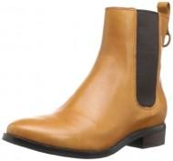 Cole Haan Women's Evan Short Boot,Camello,6.5 B US