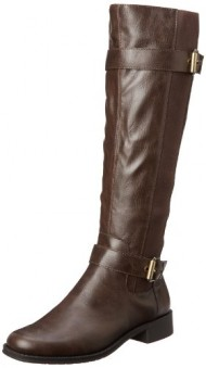 Aerosoles Women's Ride Out Equestrian Boot