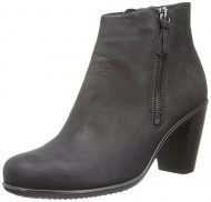 ECCO Women's Touch 75 Ankle Bootie Boot,Black,38 EU/7-7.5 M US