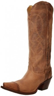 Tony Lama Women's VF3034 Boot,Latigo Tucson,7 B US