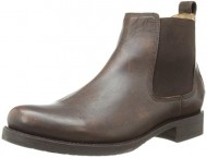 FRYE Women's Veronica Vintage Chelsea Boot, Maple, 8.5 M US