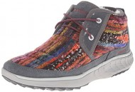 Merrell Women's Pechora Mid Boot, Grey/Multi, 9.5 M US