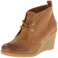 Sperry Top-Sider Women's Harlow Boot, Cognac, 7 M US