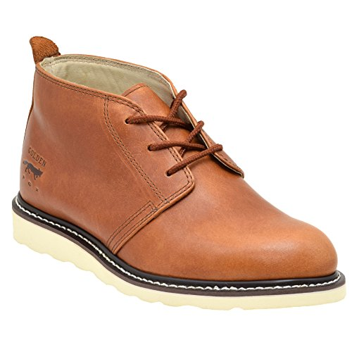 Golden Fox Chukka Boot 6″ Brun 11 M US
