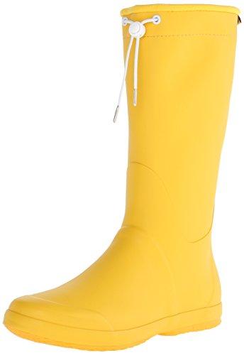 Tretorn Women's Viken Rain Boot, Yellow, 37 EU/6 B US
