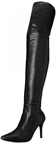 Nina Women's Genesis Slouch Boot, Black, 8.5 M US