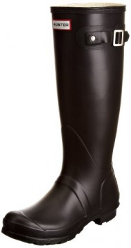 Hunter Womens Original Tall Black Boot – 6