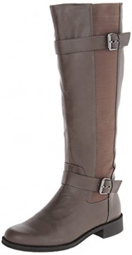 A2 by Aerosoles Women's Ride Out Riding Boot,Mushroom,9.5 M US