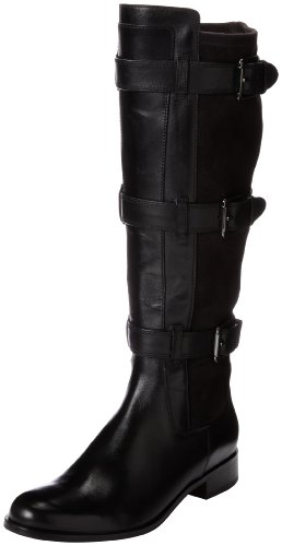 Cole Haan Women's Avalon Tall Riding Boot,Black,8.5 B US