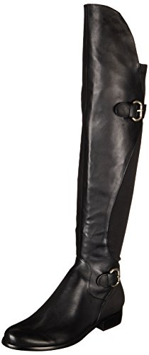 Corso Como Women's Splendid Riding Boot,Black,8.5 M US