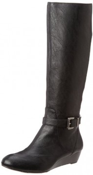 Jessica Simpson Women's Becki Slouch Boot,Black,10 M US