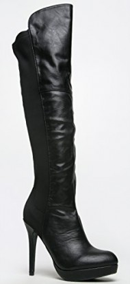 PAMELA-14 / VENGA Over the Knee Thigh High Heel Boot