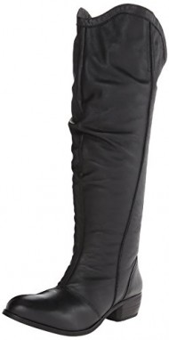 Matisse Women's Fairlane Slouch Boot,Black,7.5 M US