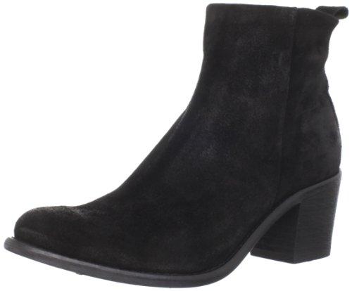 Diesel Women's Chelsea Show Pinky Boot, Black, 7.5 M US