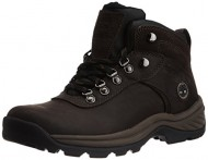 Timberland Women's Flume Mid Waterproof,Brown Waterproof Leather,US 8 M