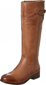 Trotters Women's Lucky Boot,Cognac,5 M US