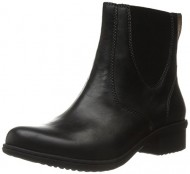 Bogs Women's Kristina Waterproof Chelsea Boot, Black, 10 M US