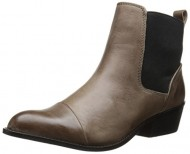 DV by Dolce Vita Women's Vancie Boot, Taupe, 7.5 M US