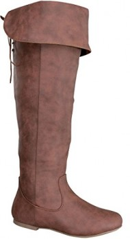 Top Guy Womens Over The Knee Thigh High Boots,9 B(M) US,Khaki-N5,5.5 B(M) US,Tan-N5.Tan-N5